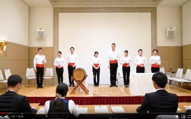 2017年度ベネンシアドール最終公開実技試験の動画