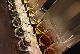 台湾茶のテイスティングコメント「台湾茶藝館 狐月庵」さま