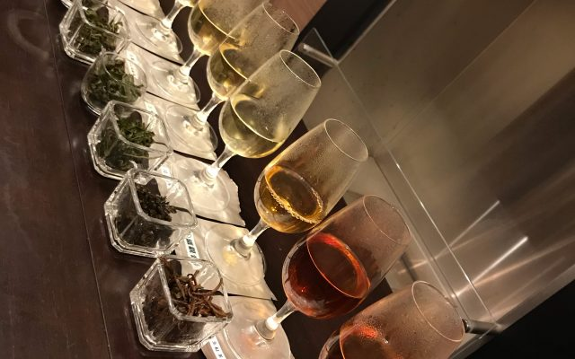 「台湾茶藝館 狐月庵」さま 台湾茶のテイスティングコメント