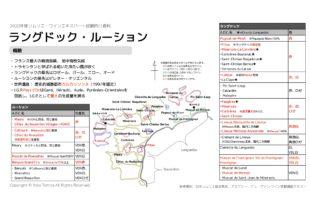 【2020年】ラングドック・ルーション Languedoc&Roussillon|ソムリエ・ワインエキスパート試験