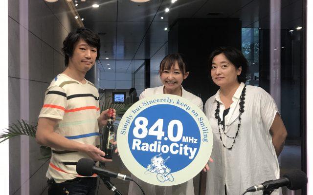 2019/9/2&9/9放送「シェリー~樽の中の劇場~」中央FMラジオさま