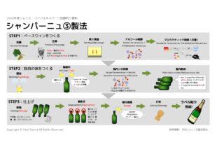 【2021年】シャンパーニュ Champagne|ソムリエ・ワインエキスパート試験