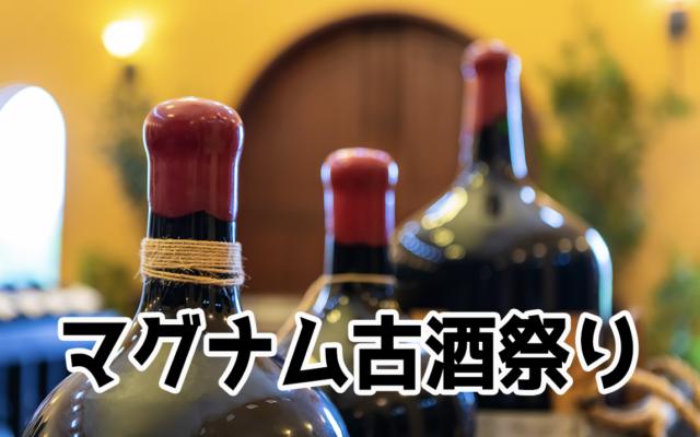 【2021年6/5】マグナム70〜90年代の古酒祭り〜シャンパーニュ・ボルドー・ブルゴーニュのマリアージュ|ワイン会案内